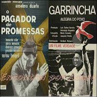 Grandes filmes existentes no acervo da Cinemateca Brasileira
