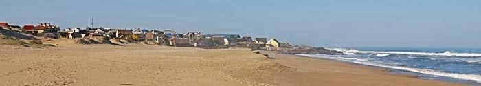 Punta del Diablo Praia Viuda