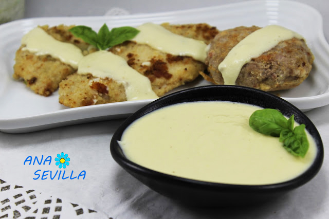 Salsa de queso Thermomix