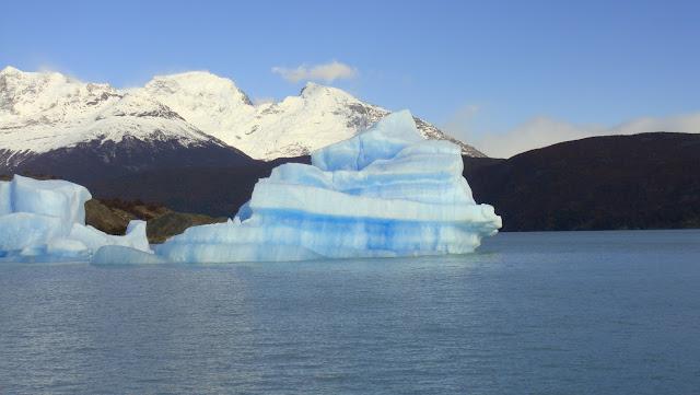 Glaciares de Patagonia Argentina