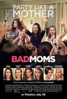 Bad Moms (2016) - Poster