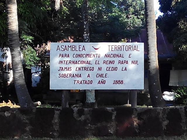 Asamblea territorial de Isla de Pascua
