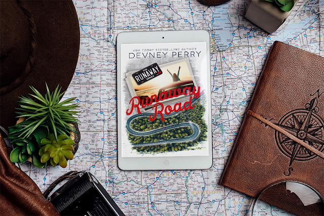 Cover Reveal: Runaway Road by Devney Perry | About That Story