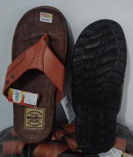 Industri sandal sepatu Waru