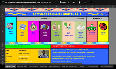 Kumpulan Apliaksi Raport , Aplikasi Analisis Soal Pilihan Ganda , Aplikasi Analisi Soal Uraian SD ,SMP,SMA Kurikulum 2013