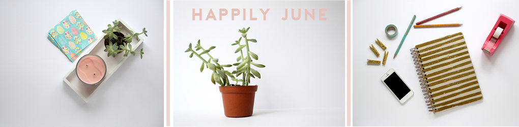 Happily June on Creative Market