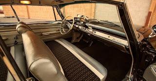 1960 DeSoto Adventurer Dashboard