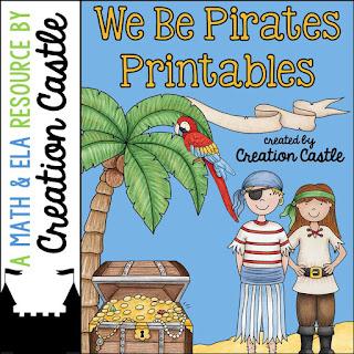 https://www.teacherspayteachers.com/Product/Pirate-Printables-2070195