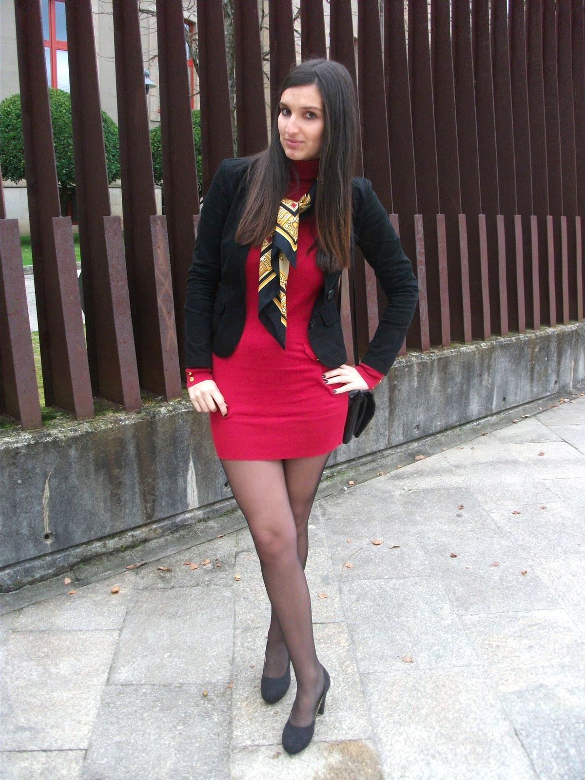 Fabulous Dressed Blogger Woman: Raquel