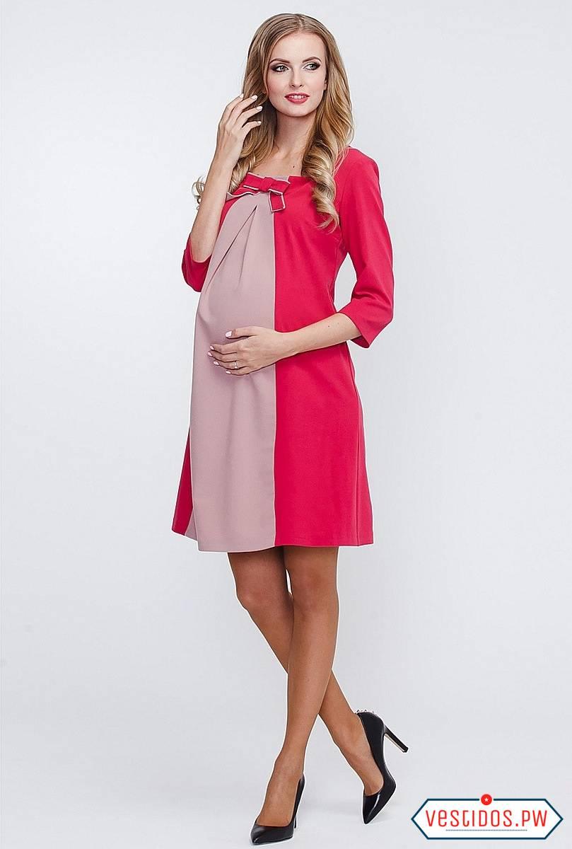 Vestidos de embarazadas gorditas