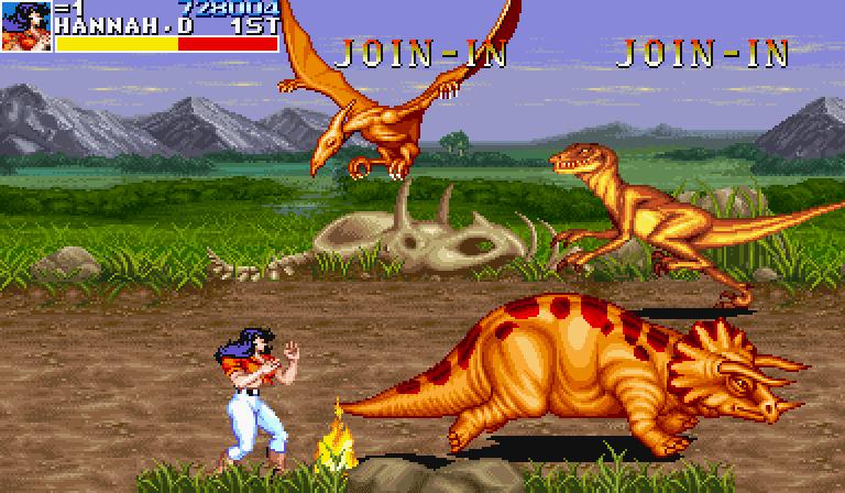 Download Cadillacs and Dinosaurs PC exe Full Games .rar