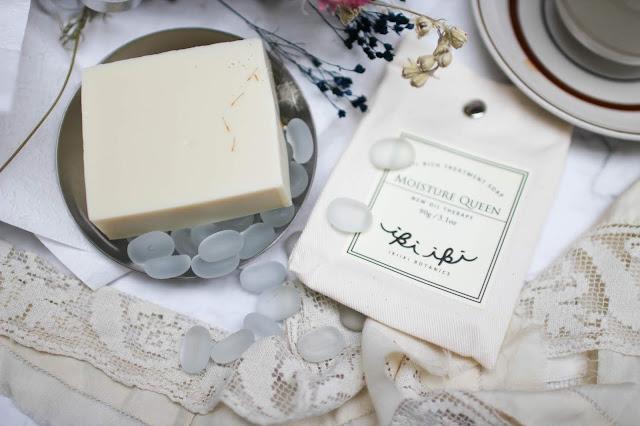 IKIIKI BOTANICS精油皂