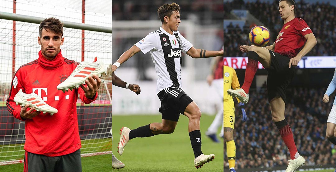 separation shoes 5d258 7b755 Dybala, De Gea, Hummels  Many More - Here Is Who Is Wearing the Adidas Copa  19 Boots