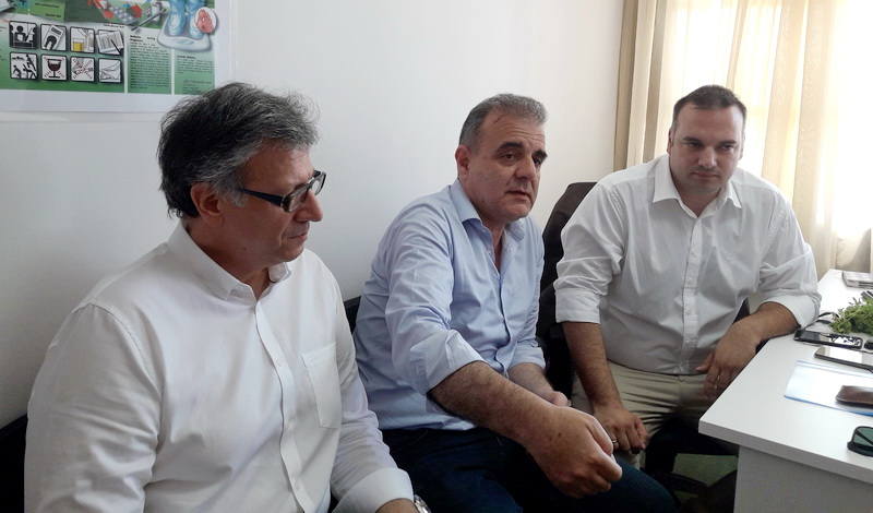 Αίτημα για κατασκευή νέου Κέντρου Υγείας στη Σαμοθράκη