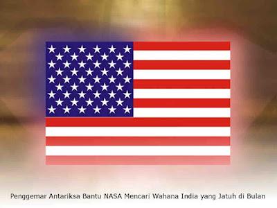 Penggemar Antariksa Bantu NASA Mencari Wahana India yang Jatuh di Bulan
