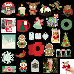 26 FREE Christmas SVG Files