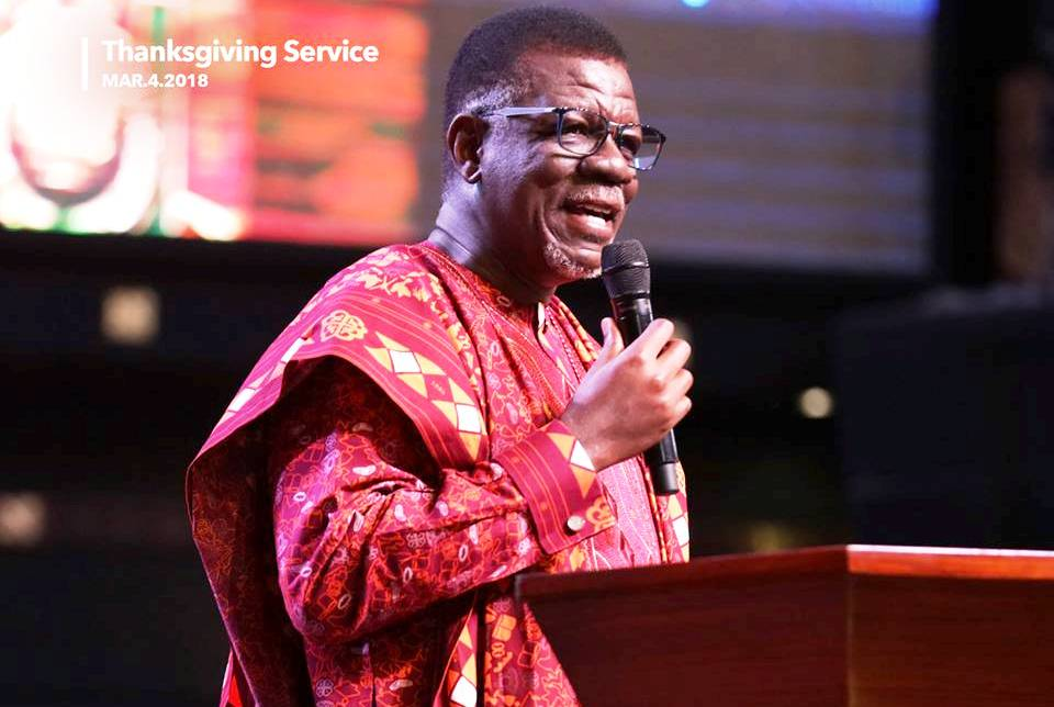 God's Generals - Pastor Mensa Otabil ... Statesman, Pastor, Educator, Entrepreneur, and Motivational Speaker. (Part 1)