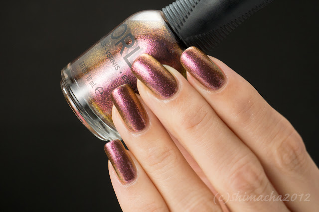 Orly : Velvet Kaleidoscope (Velvet Dream Collection)