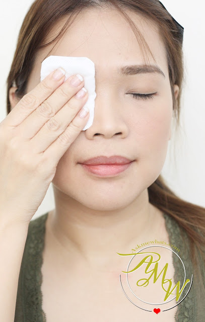 a photo of The Body Shop Camomile Waterproof Eye & Lip Make-Up Remover_askmewhats