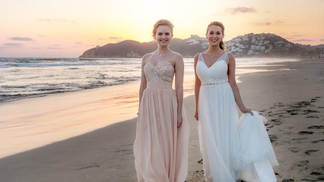 Destination wedding movie filmed where