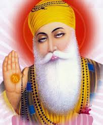 Guru Nanak Dav Ji