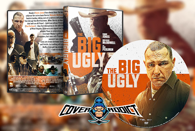 The Big Ugly (2020) DVD Cover