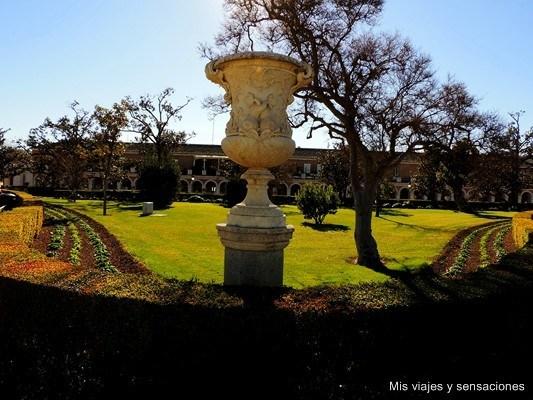 Jardín del Parterre, Palacio Real de Aranjuez