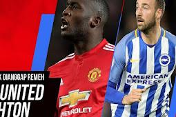 Live Streaming Manchester United vs Brighton 25 September 2017
