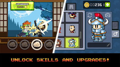 Dan the Man: Action Platformer Apk + Mod (Unlimited Money) Download