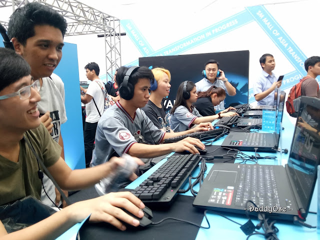 SM Cybermonth Free gaming