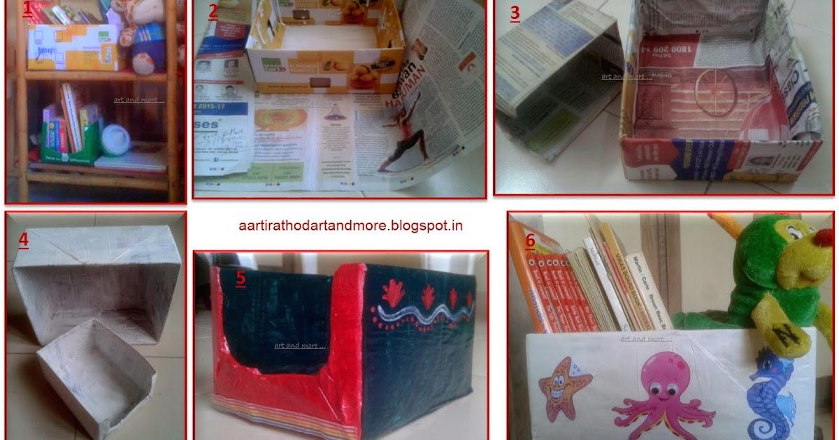 Artandmore kids book storage diy for Kids book storage diy