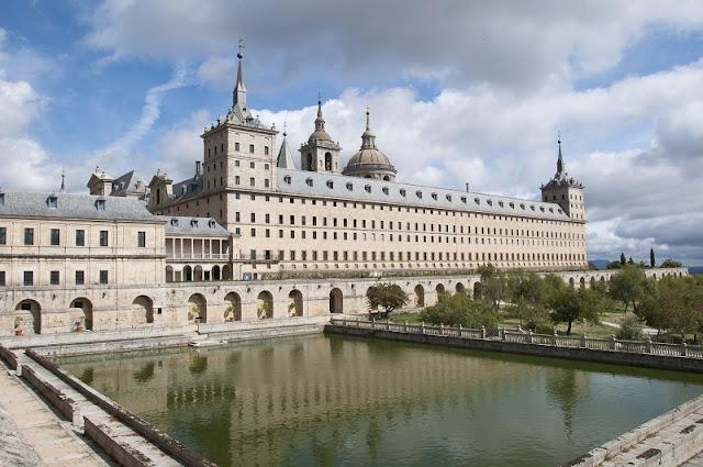 Mosteiro El Escorial em Madri