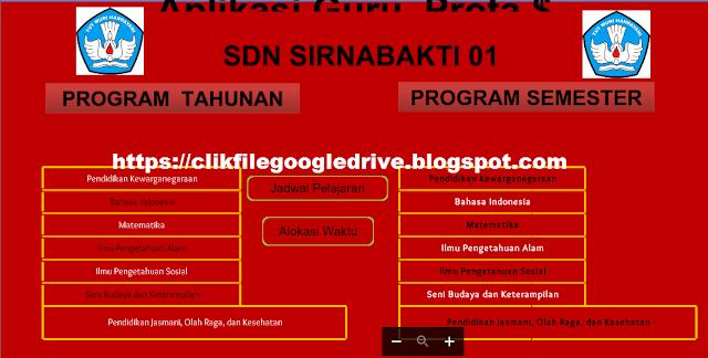 Download Aplikasi Pembuat Prota Dan Promes Kurikulum 2013 Hasil Revisi