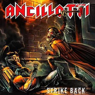 """Ακούστε το τραγούδι των Ancillotti """"The Beast Is Rising"""" από τον δίσκο """"Strike Back"""""""