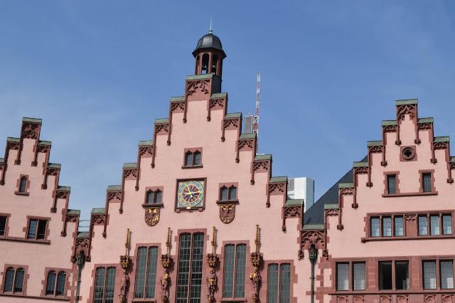 Frankfurt Romer Detail
