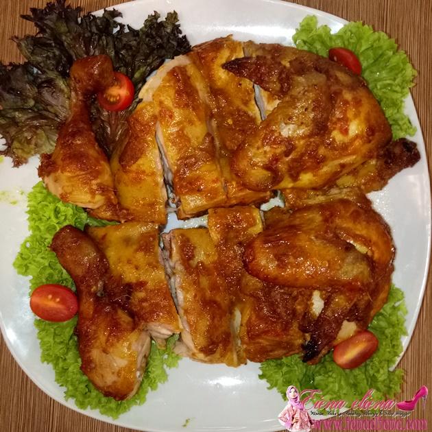 Ayam Panggang Percik