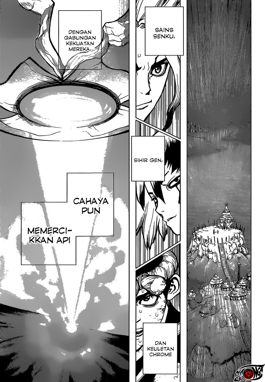 Dr Stone Chapter 38-15