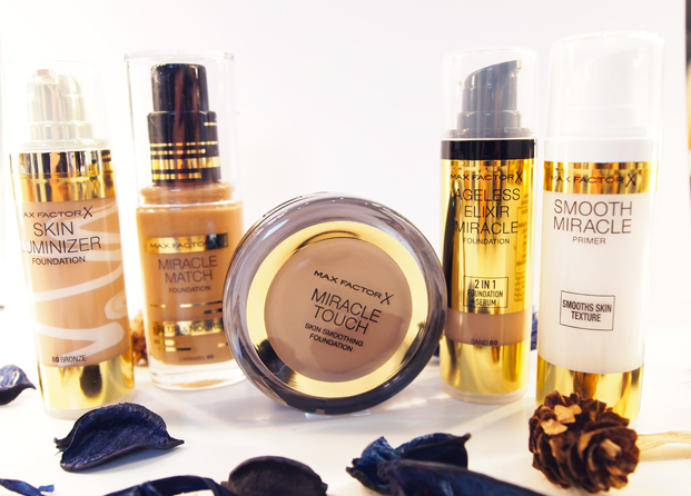 Max Factor Miracle Workers