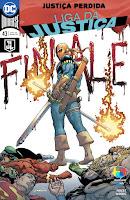 DC Renascimento: Liga da Justiça #43