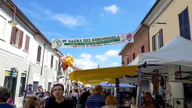 visitare la sagra nazionale del gorgonzola 2016