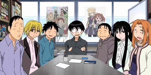 Divulgado vídeo promocional do anime Genshiken!