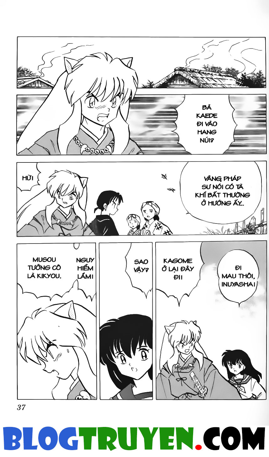 Inuyasha vol 22.2 trang 16