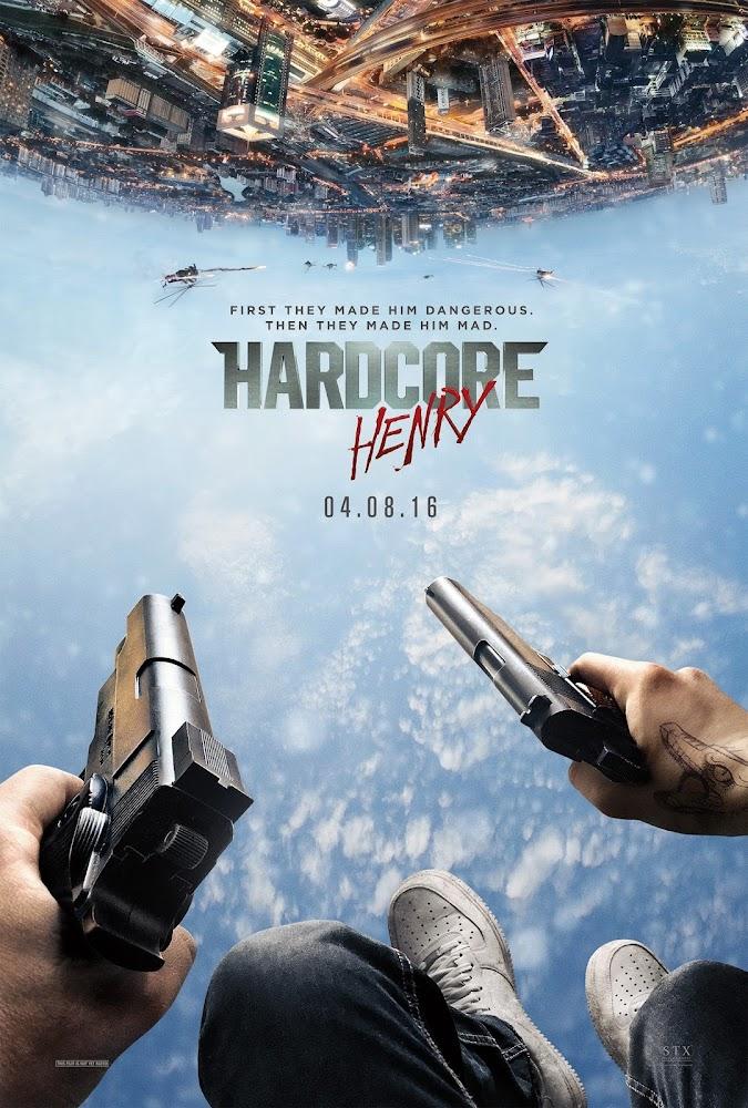 ตัวอย่างหนังใหม่ : Hardcore Henry (เฮนรี่ โคตรฮาร์ดคอร์ ) ซับไทย poster 2