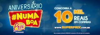 Promoção Aniversário Numa Boa Super Prix