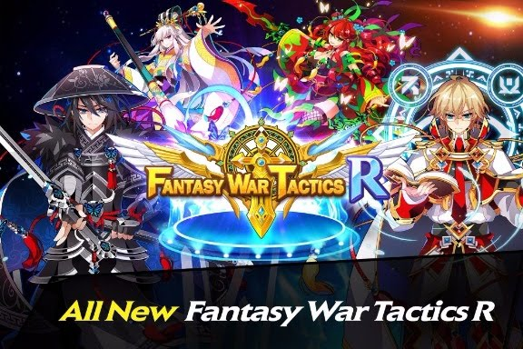Fantasy War Tactics R – Major game content patch arrives for global server