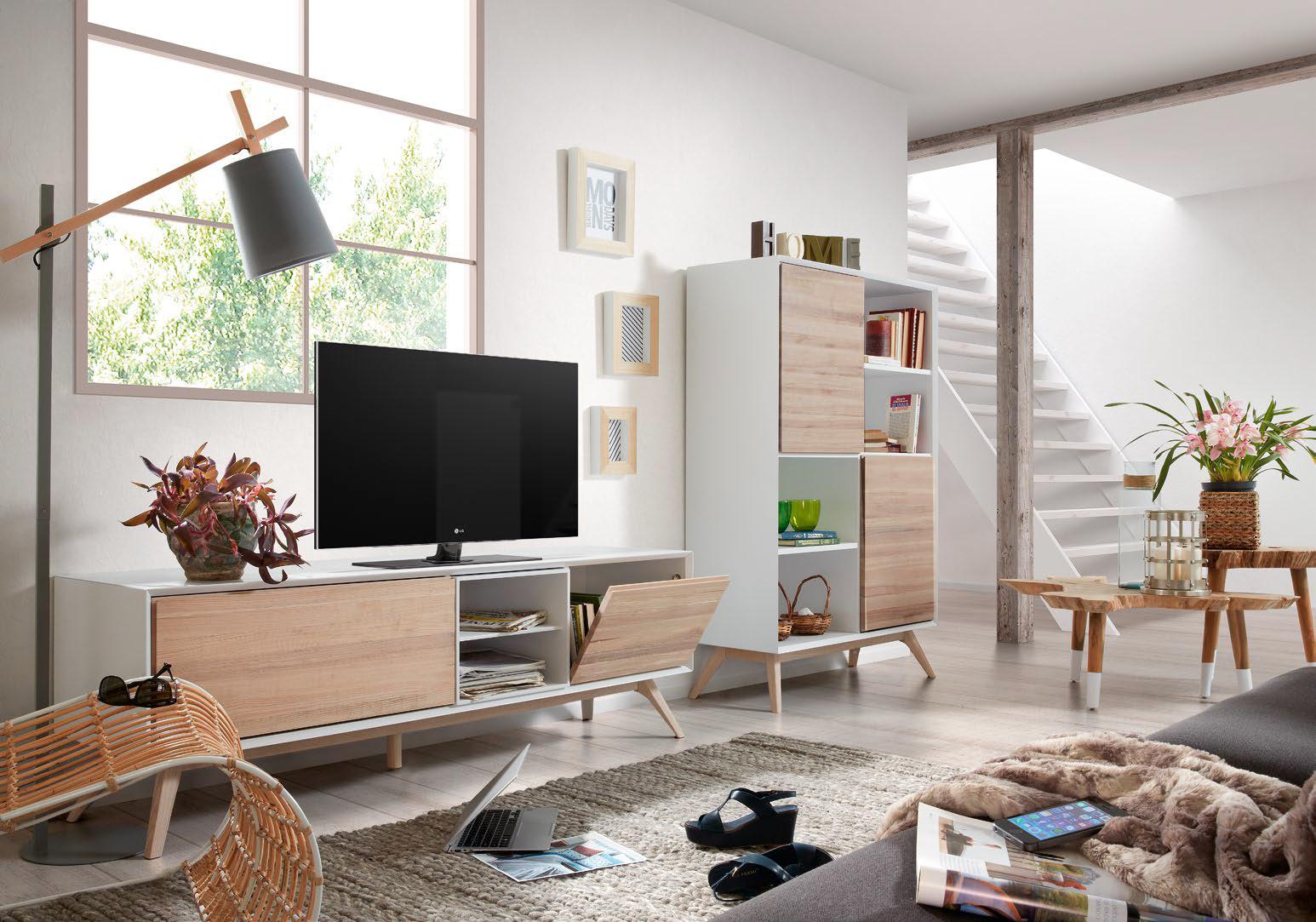 Muebles de sal n este oto o muebles nordicos para el salon for Muebles nordicos