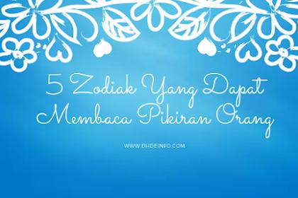 5 Zodiak Yang Dapat Membaca Pikiran Orang, Kamu Harus Hati-Hati