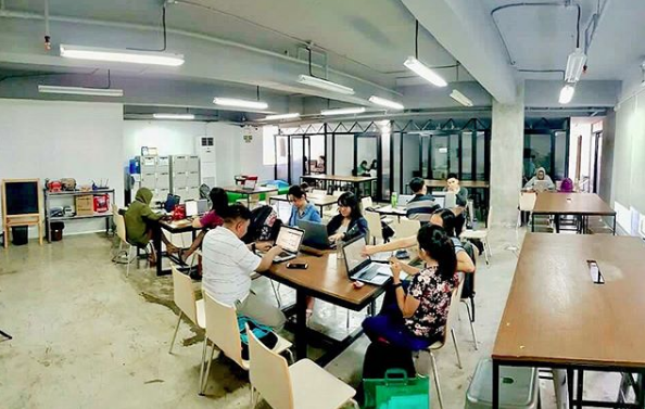 Builtable coworking