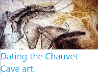 http://sciencythoughts.blogspot.co.uk/2012/05/dating-chauvet-cave-art.html