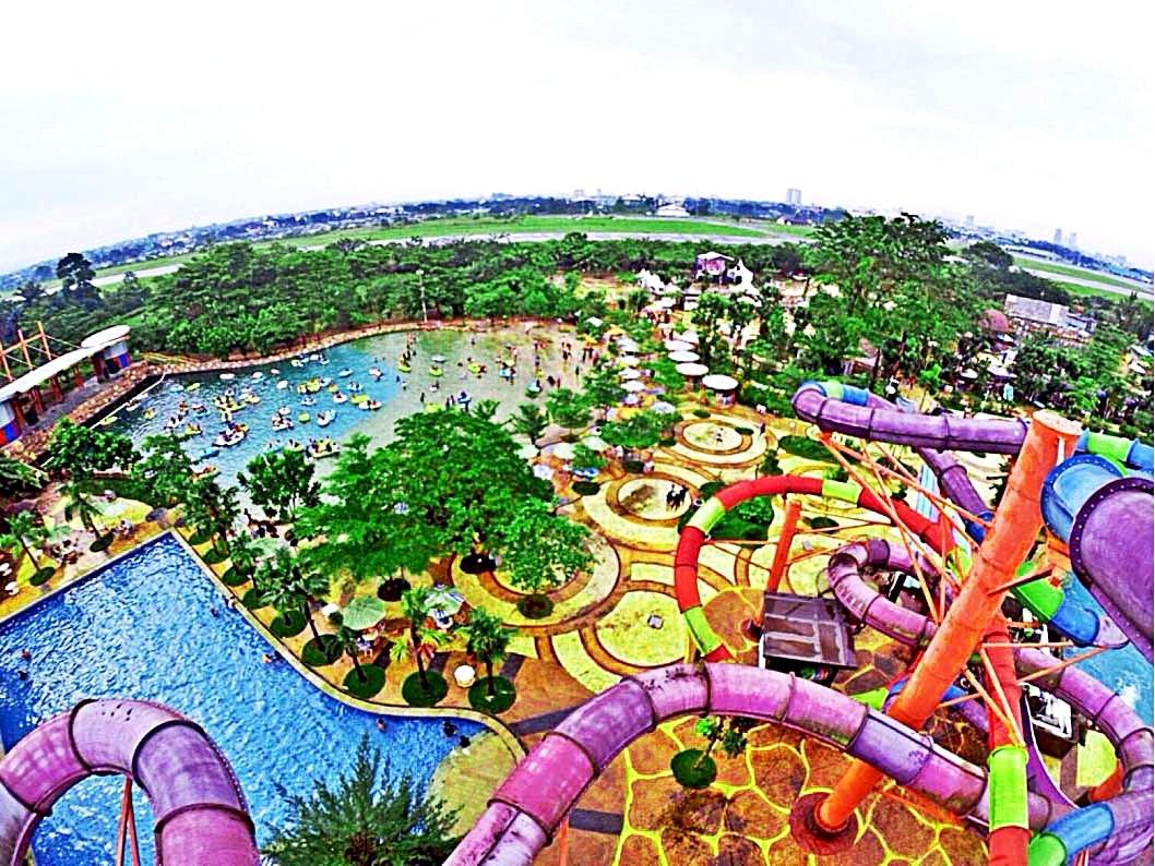 6 Waterpark di Kota Medan dengan Tiket Masuk dan Lokasi
